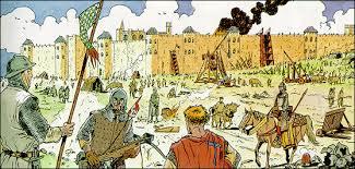 siege of carcassonne 1209 carcassonne
