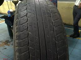 toyota tire wear obelix the invincible toyota fortuner 1 67 000 km and going