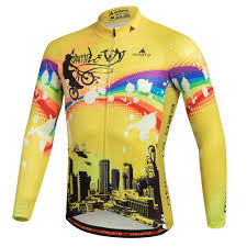men s bike jackets aliexpress com buy 2017 yellow man cycling reflective jerseys