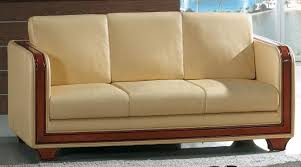 Modern Wooden Sofa Designs Furniture Beige Sofa Ideas Alongside Beige Foamy Seat And