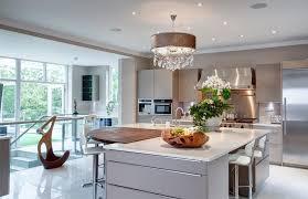 curved kitchen island belfast sink ideas kitchen transitional with curved kitchen island