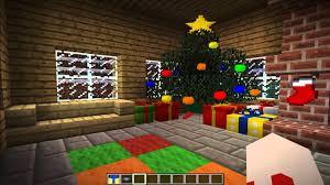 minecraft christmascraft mod choinka lampki pierniczki w