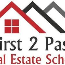 first 2 pass real estate specialty schools 10631 n