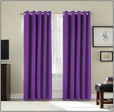Blackout Purple Curtains Enchanting Purple Curtains For Nursery Decorating With Nursery