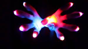 mind gamez led glove light show kaskade empty streets