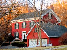red homes home restorations 21 bloggers turn old houses into awesome homes