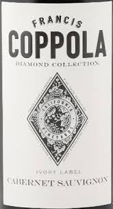 francis coppola diamond collection francis ford coppola diamond collection ivory label cabernet