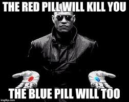 The Matrix Meme - matrix morpheus offer imgflip