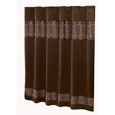 Animal Shower Curtains Shop Avanti Cheshire Polyester Animal Print Pattern Animal Shower