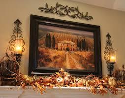 Tuscan Home Decor Magazine Mantel Decor Christmas Decorating Ideas Merry Cool Holiday