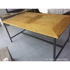 table cuisine en bois superior salle de bain industrielle 9 meuble industriel table