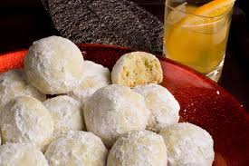 mexican wedding cake cookies history
