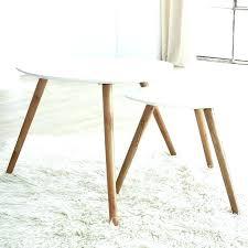 petites tables de cuisine table d appoint gigogne une table basse dappoint marbre
