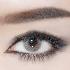 light grey contact lenses 12 44 fast shipping nice fashion soft circle contact lenses polar