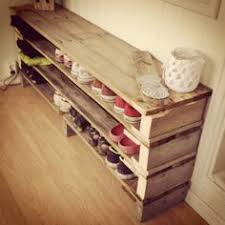 Build Shoe Storage Bench Plans by Diy Shoe Rack Diy Shoe Rack Shoe Rack And Blog