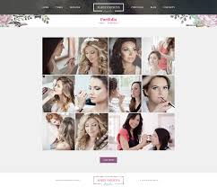 makeup artists websites makeup artist premium psd template by mwtemplates themeforest