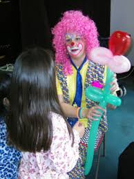 clown rentals for birthday kids party clowns for rent dallas children s entertainment