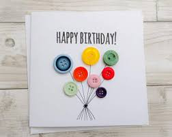 custom birthday cards custom birthday card etsy