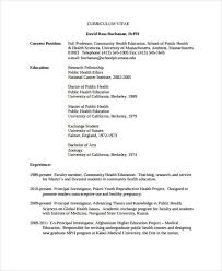 resume exles high education only disclaimer education curriculum vitae templates 6 free word pdf format