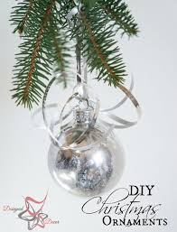 diy mercury glass ornament decorating on a budget part 3