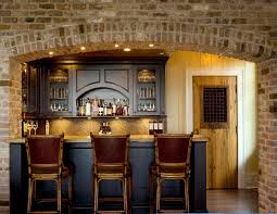 black home bar defaultname rondo counter home bar wenge image