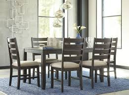 7 dining room sets signature design by rokane brown 7 dining room set