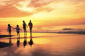 tips for unplugging on family vacations