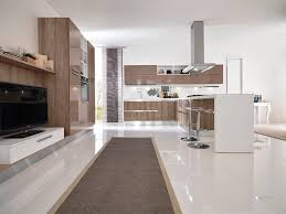 contemporary kitchen laminate polymer island terra aran