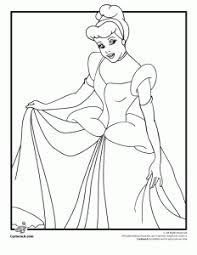 disney princesses coloring pages cinderella sleeping beauty