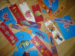kid u0027s craft cheap homemade bookmarks parenting times