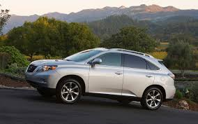 gold lexus rx restyled 2013 lexus rx leaked online in brochure