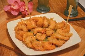 cuisine crevette crevettes croustillantes au miel et sésame chine au fil du thym