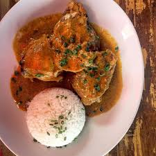 mayotte cuisine coconut chicken rice foodporn food chicken foodie flickr