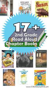 free 2nd grade read aloud chapter books printable free
