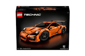 peugeot lego build your dream lego introduces porsche 911 gt3 rs replica photo