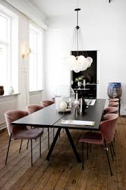modern dining room best 25 dining table settings ideas on