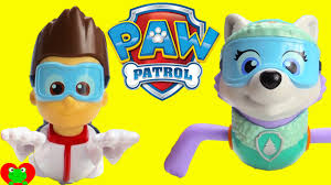 paw patrol marshall gumball candy dispenser learn colors