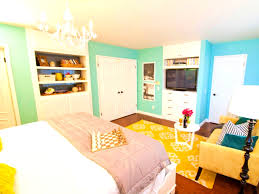 bedroom agreeable blue and yellow living room white interiors