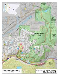 Green Ridge State Forest Map by Grand Ridge