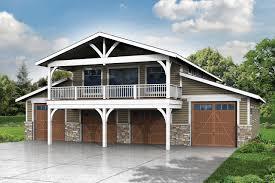 9 garage under house modern house plans with garage under