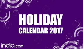 calendar 2017 new year 2017 calendar with list of all indian