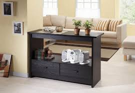 Black Entryway Table Console Table Design Contemporary Console Table Overstok