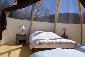 hotel avec dans la chambre pyrenees orientales séjours insolites pyrénées orientales yourte roulotte