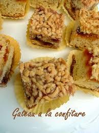 blogs cuisine facile gâteau à la confiture gateau algérien le de recette de
