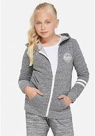 girls u0027 hoodies u0026 sweatshirts sport zip ups justice