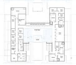 pizza shop floor plan jaffa port market jacobs yaniv architects arch daily bloglovin