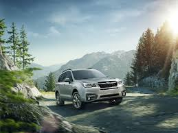 2017 subaru forester ajac awards 2017 subaru forester with canadian utility vehicle of