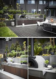 Best 25 Outdoor Kitchen Sink Ideas On Pinterest Outdoor Grill by Best 25 Modern Outdoor Kitchen Ideas On Pinterest Modern