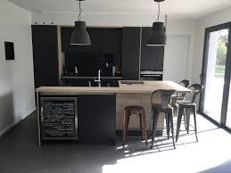 cuisine comtemporaine exemples de réalisations de cuisine cuisine interieur design toulouse