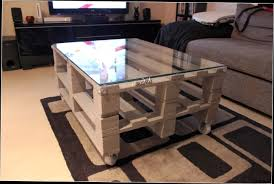 Fabriquer Table Basse Originale by Fabrication D Une Table Basse Aquarium Table Basse Ovale Verre
